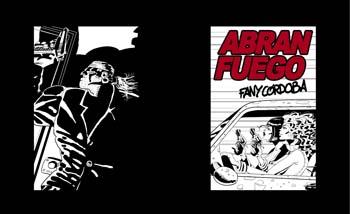 Dibujante de comics bn