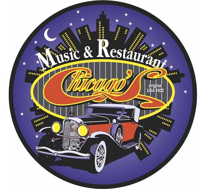 Logotipo Chicago's