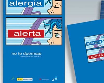Campaña Nacional Alergia