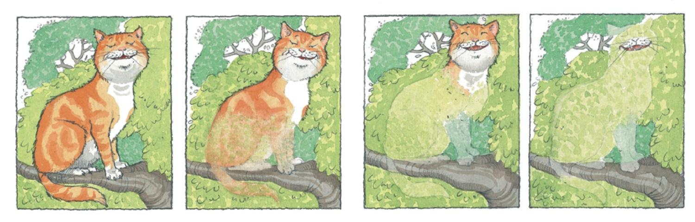 ilustracion alicia en el pais de las maravillas 9
