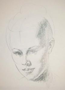 dibujo de retratos 8