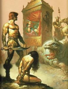 Boris Vallejo Ilustración Erótica