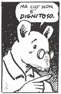 Viñeta del cómic Maus