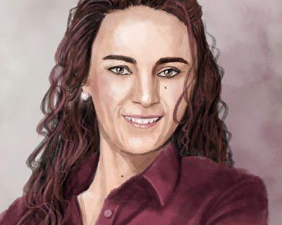 Retrato Artístico Concurso TV