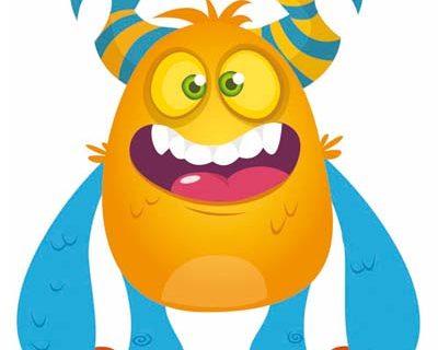 Dibujos de Monstruos para niños